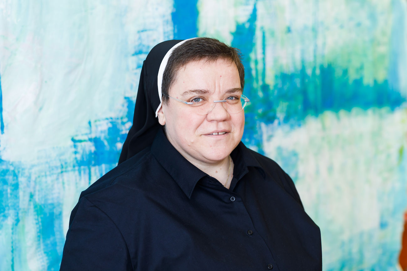 Sr. Angela Maria Schlager, MSc BEd